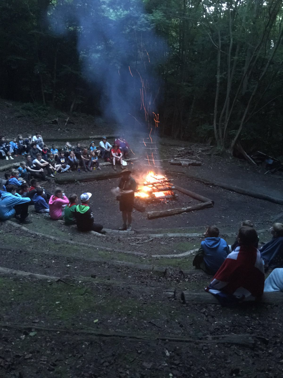 Campfire Circle
